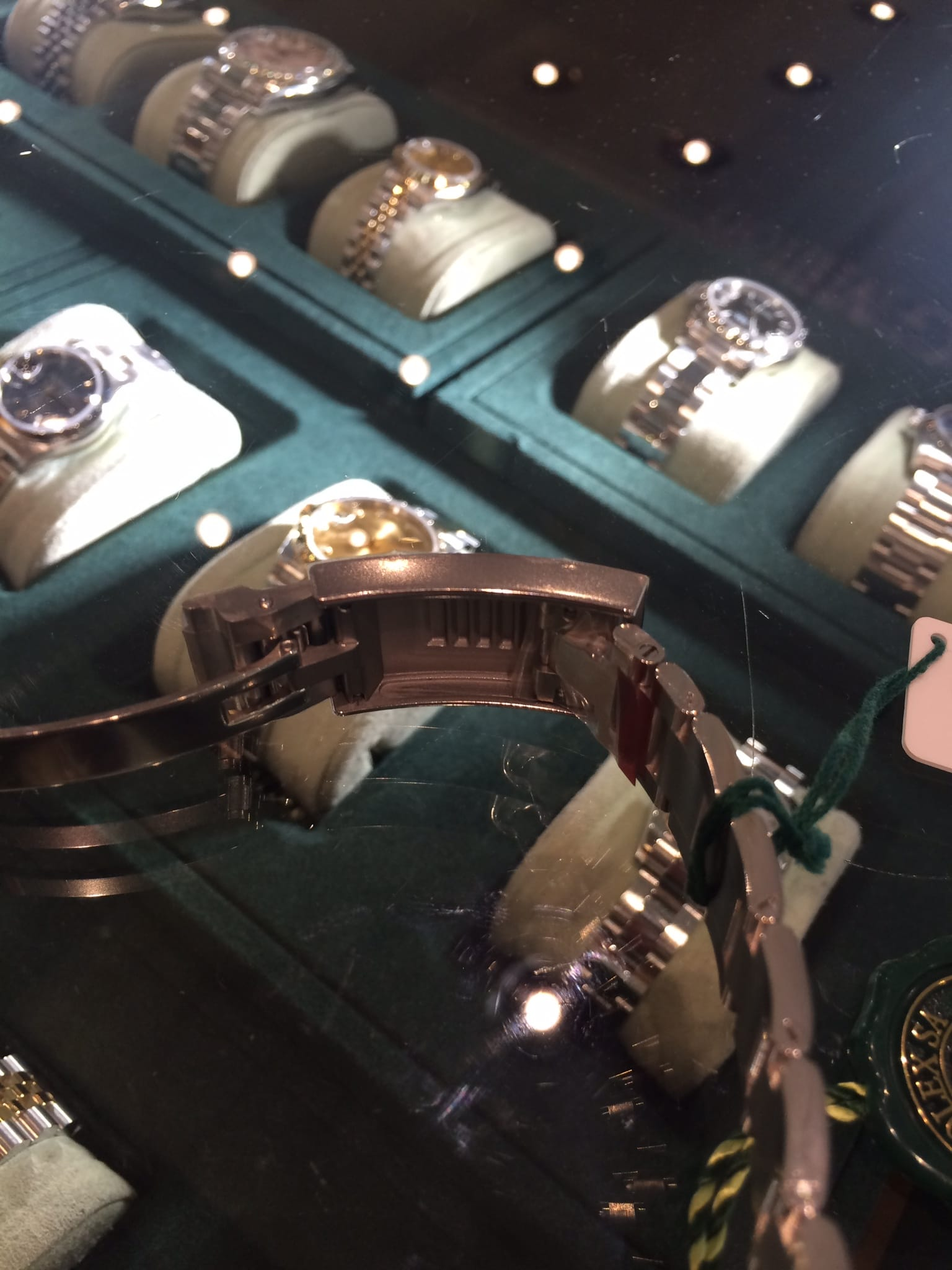 The Rolex Datejust 41mm And It S Jubillee Oyster Clasp Bracelet