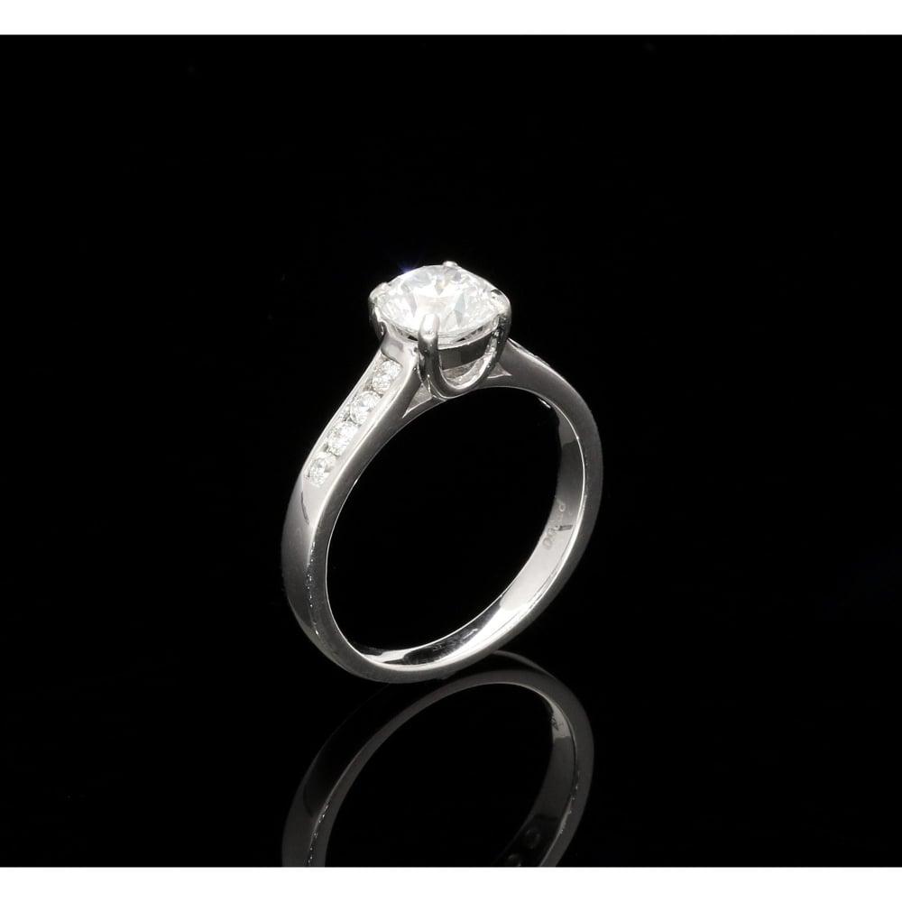 Platinum Engagement Rings Second Hand