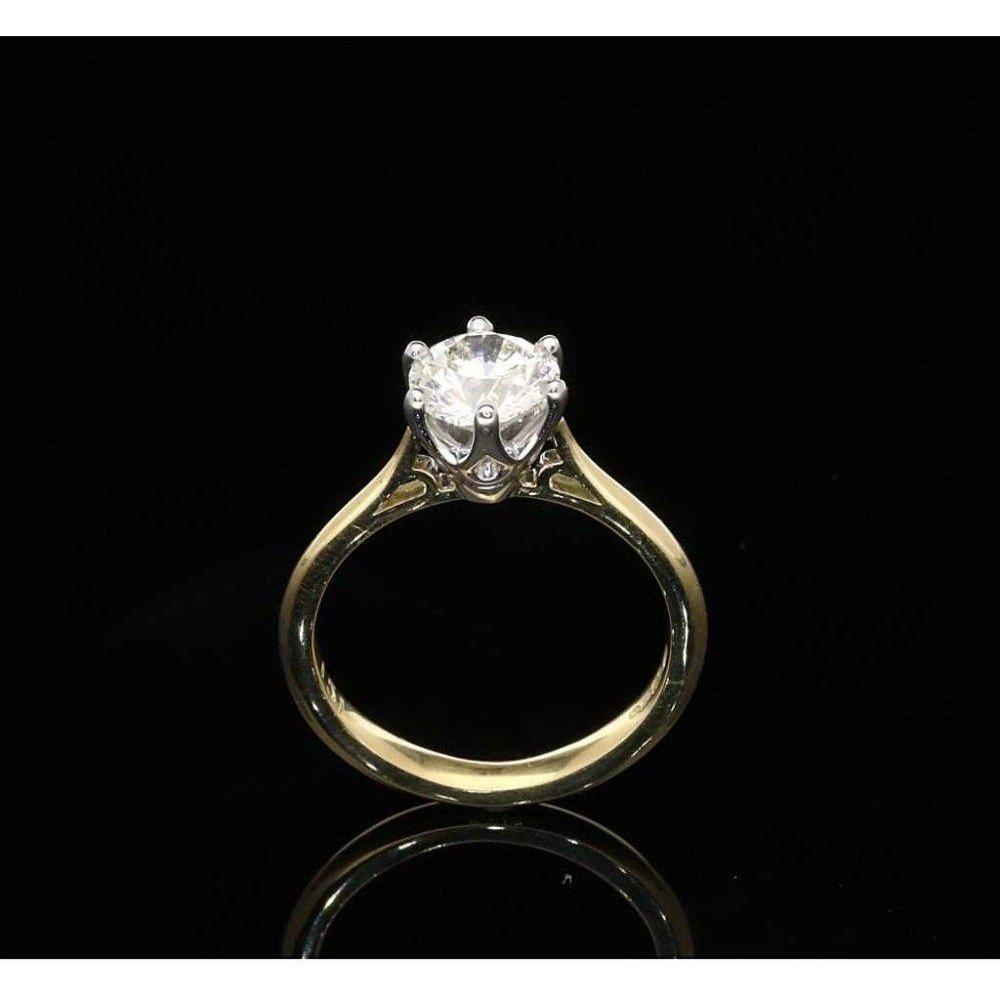151ct Diamond Engagement Ring