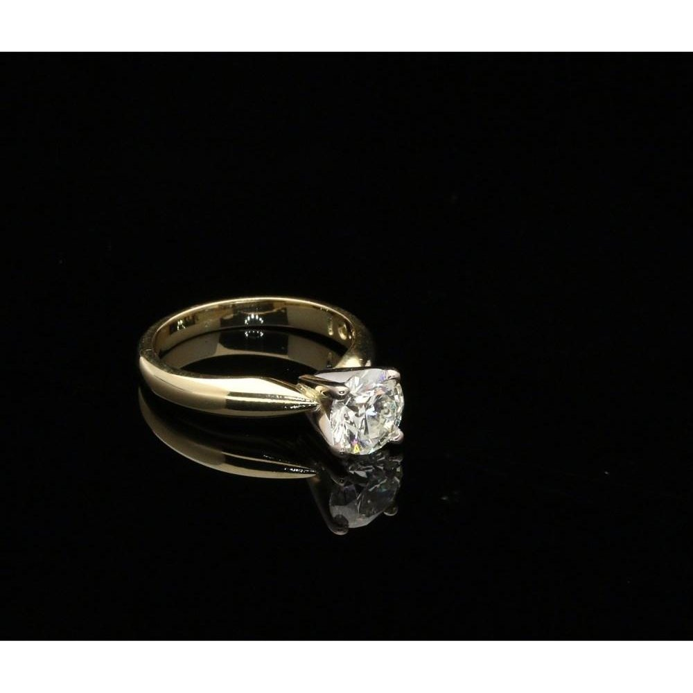 18ct Diamond Solitaire Ring 100ct Miltons Diamonds