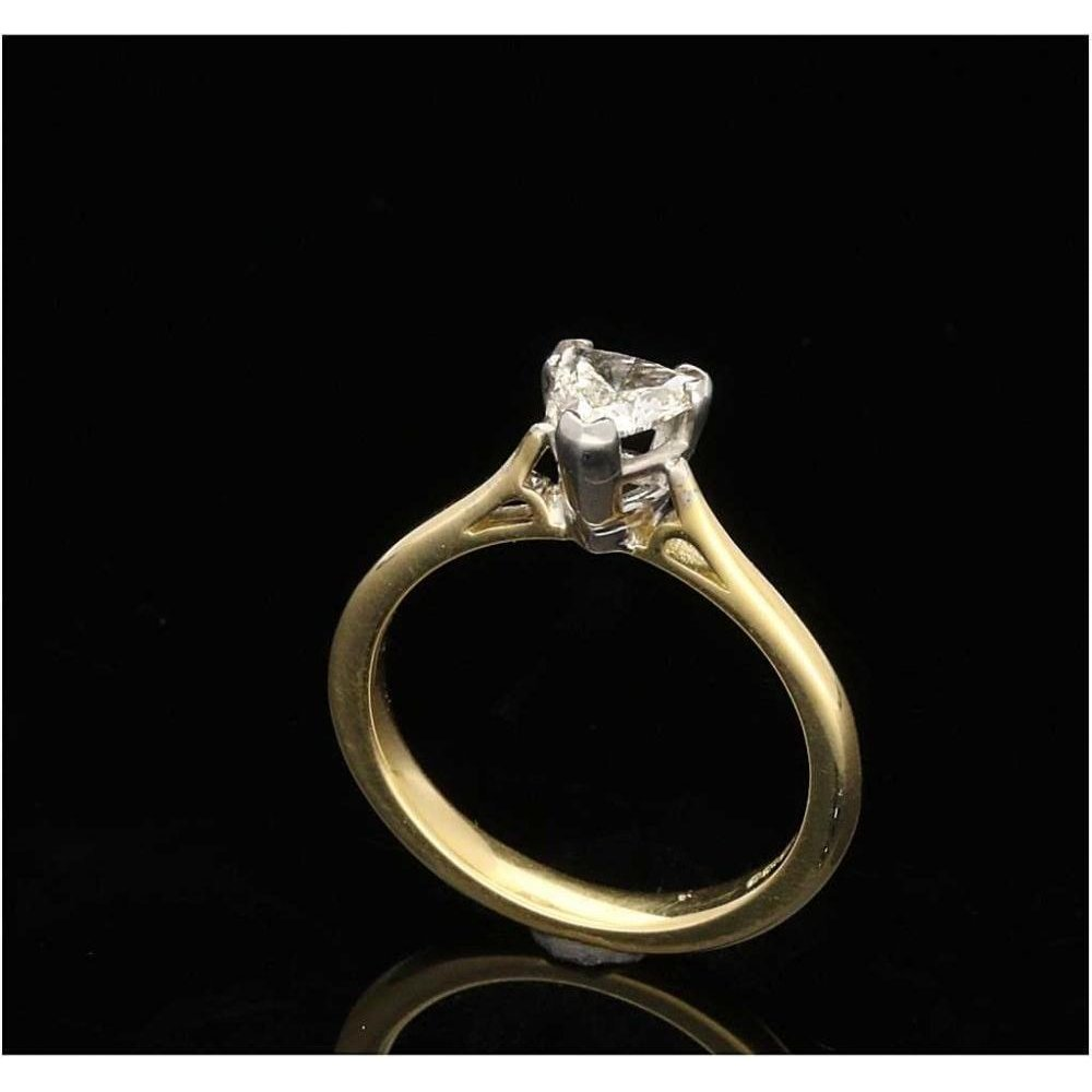 product dhgate zenghuabin size white diamond solid party trillion com engagement cut elegant real rings from gold ring