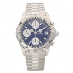 2000 Series CK2111 - Gents Watch - Blue Dial - Approx 1995