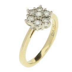 Second Hand Diamond Rings Pre Owned Diamond Rings Uk Miltons