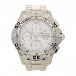 Aquaracer CAF2011.BA0815 - Gents Watch - Silver Dial