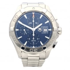 Aquaracer CAY2112 - Gents Watch - Blue Dial - Approx 2012