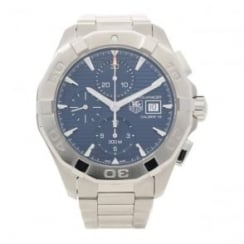 Aquaracer CAY2112 - Gents Watch - Blue Dial - Approx 2013
