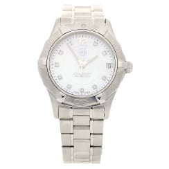 Aquaracer WAF1312 - Ladies Watch - Diamond Dial - 2009