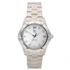 Aquaracer WAF1312 - Mother of Pearl & Diamond Dial - 2009