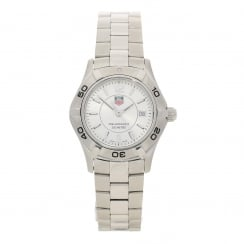 Aquaracer WAF1412 - Ladies Watch - 2012 - Silver Dial