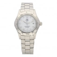Aquaracer WAF1415 - Ladies Watch – Diamond Dial - 2010