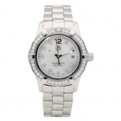 Aquaracer WAF1416 - Ladies Watch - Diamond Bezel - 2005