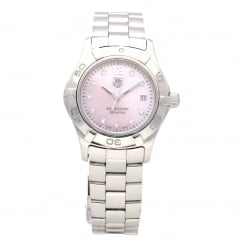 Aquaracer WAF141A - Ladies Watch - Diamond Dial - 2009