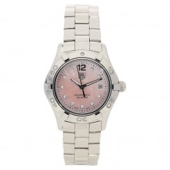 Aquaracer WAF141A -Ladies Watch - Diamond Dial - 2010