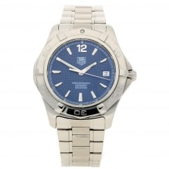 Aquaracer WAF2112-0 - Blue Dial - Gents Watch - 2009