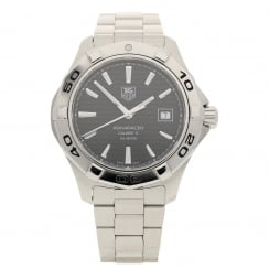Aquaracer WAP2010 - Gents Watch - Black Dial - 2011