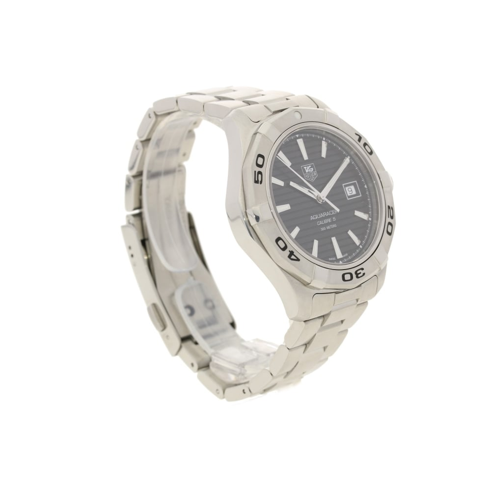 finest selection b211a afdf2 Tag Heuer Aquaracer WAP2010 - Mens Second Hand Watch - 2012