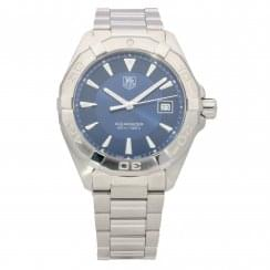 Aquaracer WAY1112.BA0928 - Gents Watch - Blue Dial - 2014