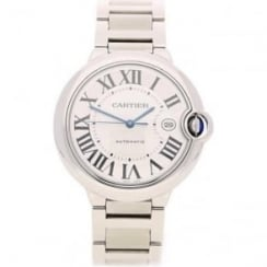 Ballon Bleu Watch W69012Z4 - Silver Dial - 2012