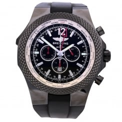 Bentley GMT M47362 - PVD Coated Gents Watch - 2010