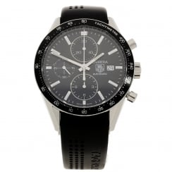 Carrera CV201E-0 - Black Chronograph Dial - 2010
