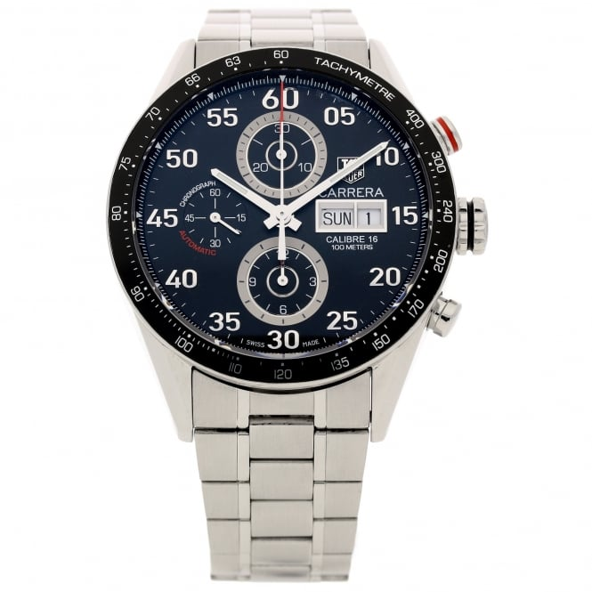 Tag Heuer Carrera CV2A10 Day-Date - Gents Watch - 2013
