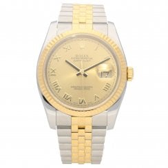 Datejust 116233 - Gents Watch - Champagne Dial - 2005