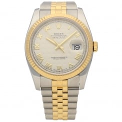 Datejust 116233 - Gents Watch - Pyramid Dial - 2012