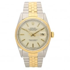 Datejust 16233 - Cream Jubilee Dial - 1990