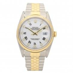 Datejust 16233 - Gents Watch – Roman Numeral Dial - 1997
