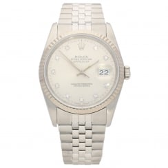 Datejust 16234 - Gents Watch - Diamond Dial 1988