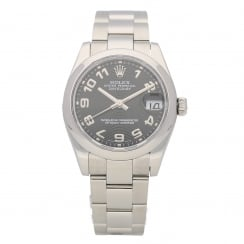 Datejust 178240 - 31mm Watch - Black Dial - 2008