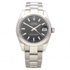 Datejust 178240 - Midsize Watch - Black Dial - 2005