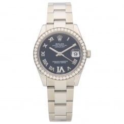 Datejust 178384 - Midsize Watch - Diamond Dial & Bezel - 2011