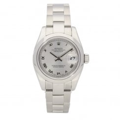 Datejust 179160 - Silver Dial - 2006