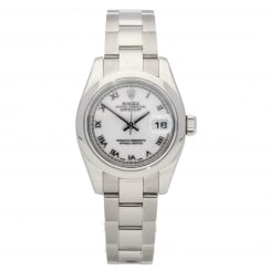Datejust 179160 - White Dial - 2008