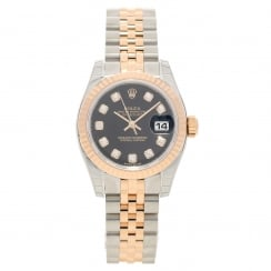 Datejust 179171 - Unworn Lady's Watch - Diamond Dial - 2016