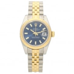 Datejust 179173 - Blue Dial - 2004