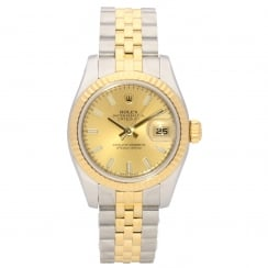 Datejust 179173 - Ladies Watch - Champagne Dial - 2014