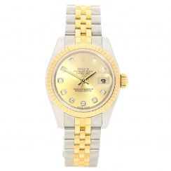 Datejust 179173 - Ladies Watch - Diamond Dial - 2006