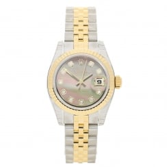 Datejust 179173 - Ladies Watch - Diamond Dial - Unworn 2017