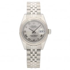 Datejust 179174 - Ladies Watch - Silver Dial - 2005