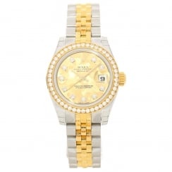 Datejust 179383 - Ladies Watch - Diamond Bezel - Unworn 2017