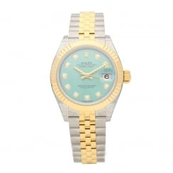 Datejust 279173 - 28mm Ladies Watch - Green Dial - Unworn 2017