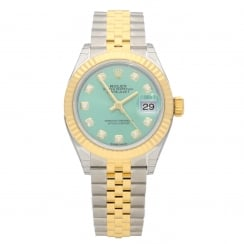 Datejust 279173 - 28mm Watch - Mint Green Dial - 2017 Unworn