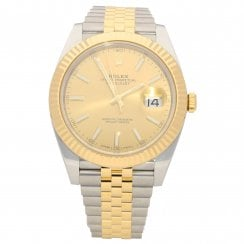 Datejust 41,126333 - Gents Watch - Champagne Dial - 2016