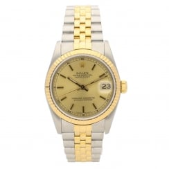 Datejust 68273 - 31mm Watch - Champagne Dial - 1991