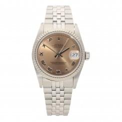 Datejust 68274 - Midsize Watch - Copper Dial - 1997