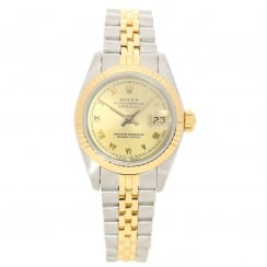 Datejust 69173 - Ladies Watch - Champagne Dial - 1987