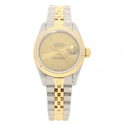 Datejust 69173 - Ladies Watch - Champagne Dial - 1991