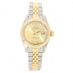 Datejust 69173 - Ladies Watch - Diamond Dial - 1984